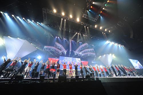 アニメロサマーライブ2010 (C)Animelo Summer Live 2010/AG-ONE
