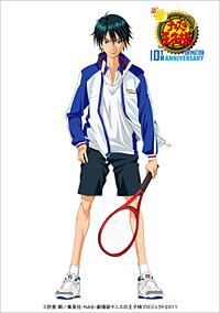 「テニスの王子様」 (C)許斐 剛/集英社・NAS・劇場版テニスの王子様プロジェクト2011