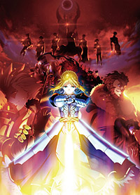 TVアニメ「Fate/Zero」 (C)Nitroplus/TYPE-MOON・ufotable・FZPC