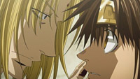 OVA「最遊記外伝」第参巻 場面カット (C)峰倉かずや・一迅社/最遊記外伝製作委員会 2011