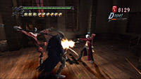 「Devil May Cry HD Collection(デビル メイ クライ HDコレクション)」 (C)CAPCOM CO., LTD. ALL RIGHTS RESERVED.