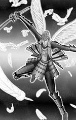 「戦国BASARA3 –Bloody Angel-」(著・伊藤龍)石田三成