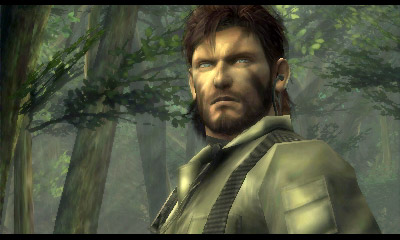 METAL GEAR SOLID SNAKE EATER 3D 場面写真 (C)Konami Digital Entertainment