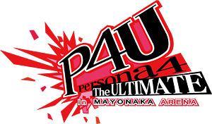「ペルソナ4 ジ・アルティメット イン マヨナカアリーナ」ロゴ (C)Index Corporation 1996,2011 Produced by ATLUS