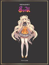 VOCALOID3 SeeU illust by. KKUEM (C)SBS ARTECH