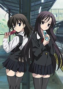 TVアニメ「School Days」 (C)STACK・School Days製作委員会 2007
