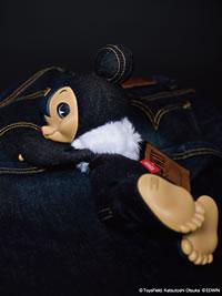 ToysField×EDWIN KUMA (C)ToysField. Katsutoshi Otsuka (C)EDWIN