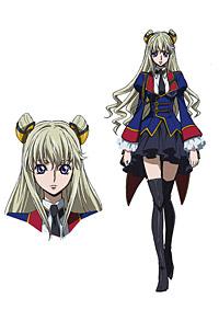レイラ・マルカル(CV:坂本真綾) (C)SUNRISE/PROJECT GEASS Character Design (C)2006- 2011 CLAMP