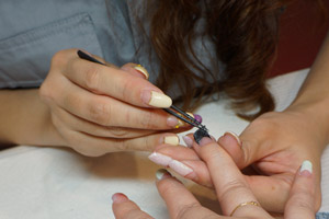 着物柄デカール (C)Nail Salon Ayumino ALL Rights Reserved. (C) IDEA FACTORY / DESIGN FACTORY