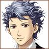 設楽聖司(CV:立花慎之介) (C)Konami Digital Entertainment