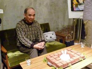 「銀英伝カフェ」田中芳樹先生トークイベント
