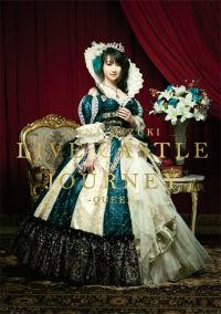 水樹奈々 LIVE Blu-ray & DVD『NANA MIZUKI LIVE CASTLE×JOURNEY ―QUEEN―』