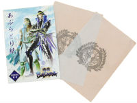 戦国BASARA あぶらとり紙 (C)CAPCOM CO., LTD. ALL RIGHTS RESERVED.