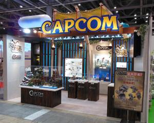 『東京おもちゃショー2012』カプコンブース (C)CAPCOM CO., LTD. ALL RIGHTS RESERVED.