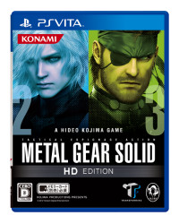 『METAL GEAR SOLID HD EDITION』 (C)Konami Digital Entertainment