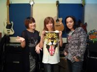 左から:松本梨香・田村直美・川添智久