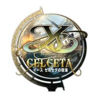『イース セルセタの樹海』ロゴ