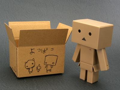 あずまきよひこ描き下ろし「よつばこ」、プラキット「ダンボー」 (C)KIYOHIKO AZUMA/YOTUBA SUTAZIO