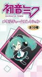 初音ミク メタルチャーム「初音ミク 5th Anniversary ミク LOVES ファミマ♪キャンペーン」 (C) Crypton Future Media, Inc
