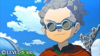 ゲーム内アニメ『イナズマイレブン1・2・3!! 円堂守伝説』 (C)LEVEL-5 Inc.
