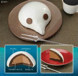 「EVANGELION Cake ~使徒ケーキ&式波・アスカ・ラングレー~」 (C)カラー