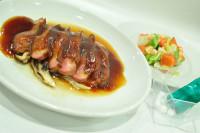 ゲンドウとレイの食卓『ヱヴァンゲリヲン』×アニメイトカフェ (C)khara
