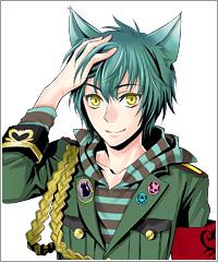 チェシャ猫『俺アリス~Boy×Boy~』 (C)Visualworks inc.