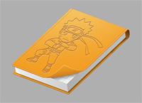 NARUTO-ナルト- 疾風伝×日本赤十字社 日本赤十字社オリジナル「NARUTO疾風伝ケース付ロディアメモ」 (C)岸本斉史 スコット/集英社・テレビ東京・ぴえろ