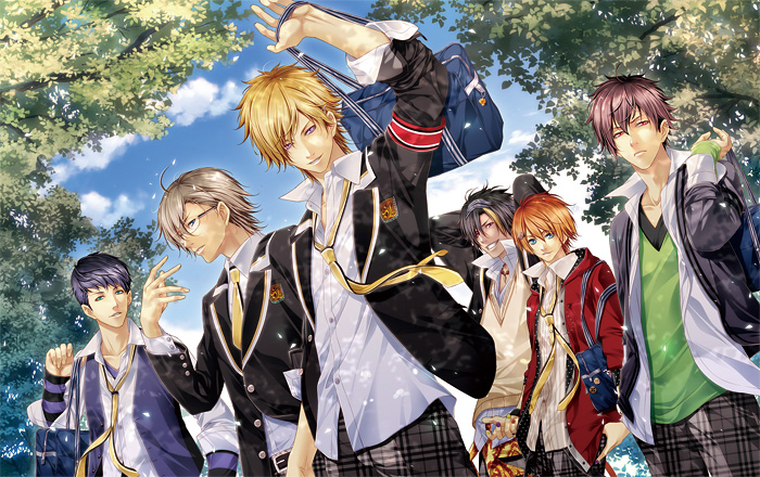 Recommend me a dating sim game  PlayStation Portable