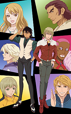 『TIGER & BUNNY ~HERO'S DAY~』イメージ (C)SUNRISE/T&B PARTNERS, MBS (C)2013 D3 PUBLISHER