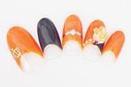 『うたの☆プリンスさまっ♪debut』キャラクターネイル「神宮寺レン」 (C) 早乙女学園 Illust.工画堂スタジオ