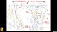 『ゆるゆり(第2期)絵コンテアプリ 第4話』 (C)なもり/一迅社・七森中ごらく部 Copyright (C) 2012 DOGA KOBO All rights reserved.