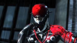破滅を呼ぶ風(ウィンズ・オブ・デストラクション)の一人、モンスーン『メタルギア ライジング リベンジェンス』場面写真 (C)Konami Digital Entertainment  Developed by PlatinumGames Inc.