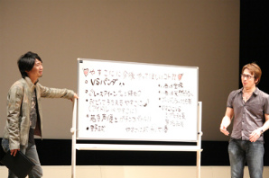 『やすこにっ ~今回、小野坂さんは来ません~』安元洋貴さん、小西克幸さん
