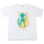 ファティマ グラフィックTシャツ(ラキシス) 「ファイブスター物語 × ナタリーストア」 (C)EDIT