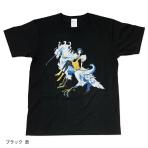 ファティマ シルエットTシャツ(京) 「ファイブスター物語 × ナタリーストア」 (C)EDIT