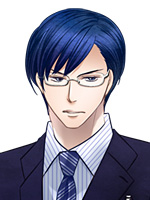岸 直哉『もつれたネクタイは最上階で恋をする』 (C)hakobune Inc.