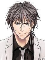 鷲見 慶『もつれたネクタイは最上階で恋をする』 (C)hakobune Inc.