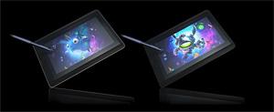 モバイルクリエイティブタブレット「Cintiq Companion」「Cintiq Companion Hybrid」