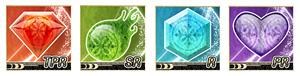 宝珠システム『妖女降臨!もののけプリンセス』 (C) Visualworks (C)marge