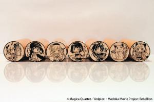 「劇場版法少女まどか☆マギカ痛印」 (C)Magica Quartet/Aniplex・Madoka Movie Project Rebellion