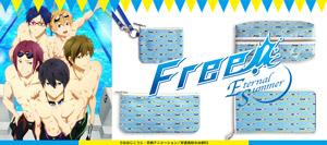 TVアニメ『Free!-Eternal Summer-』のコラボジャカードグッズ登場 (C)おおじこうじ・京都アニメーション/岩鳶高校水泳部ES