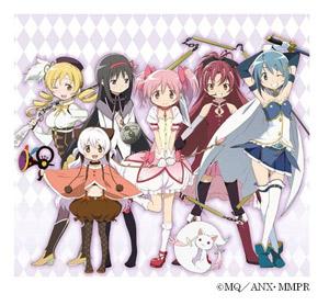 「劇場版 魔法少女まどか☆マギカショップ」期間限定オープン (C) Magica Quartet/Aniplex・Madoka Movie Project Rebellion