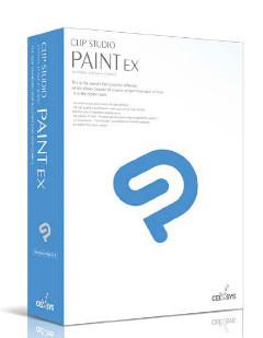 CLIP STDIO PAINT EX