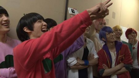 舞台「おそ松さん」特典映像キャプ③