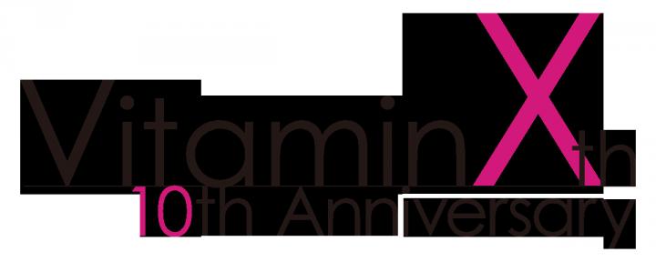 VitaminX10周年ロゴ_横組み