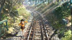 「星を追う子ども」場面写真 (C)Makoto Shinkai/CMMMY