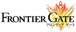 「フロンティアゲート」ロゴ (C)Konami Digital Entertainment