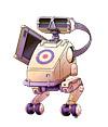 「SUDA 51'S SDATCHER」イラスト (C)Konami Digital Entertainment