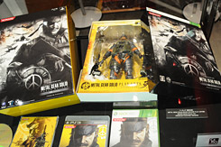 「METAL GEAR SOLID PEACE WALKER HD EDITION PREMIUM PACKAGE」 (C)Konami Digital Entertainment